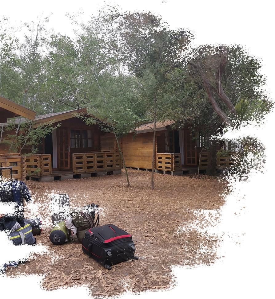 Camping Olmello à Valle-di-Campoloro
